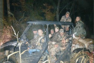 Affordable Trophy Whitetail Hunts