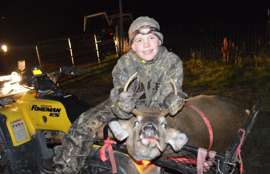Teen hunters